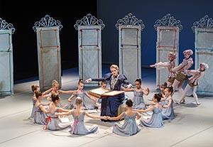 Ballet Premiere: 12 Dancing Princesses
