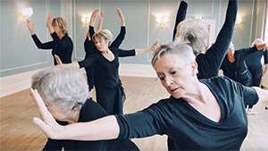 Senior Ballet at San Diego Oasis