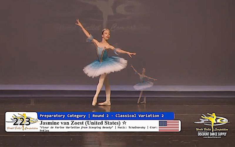 Jasmine Classical variation