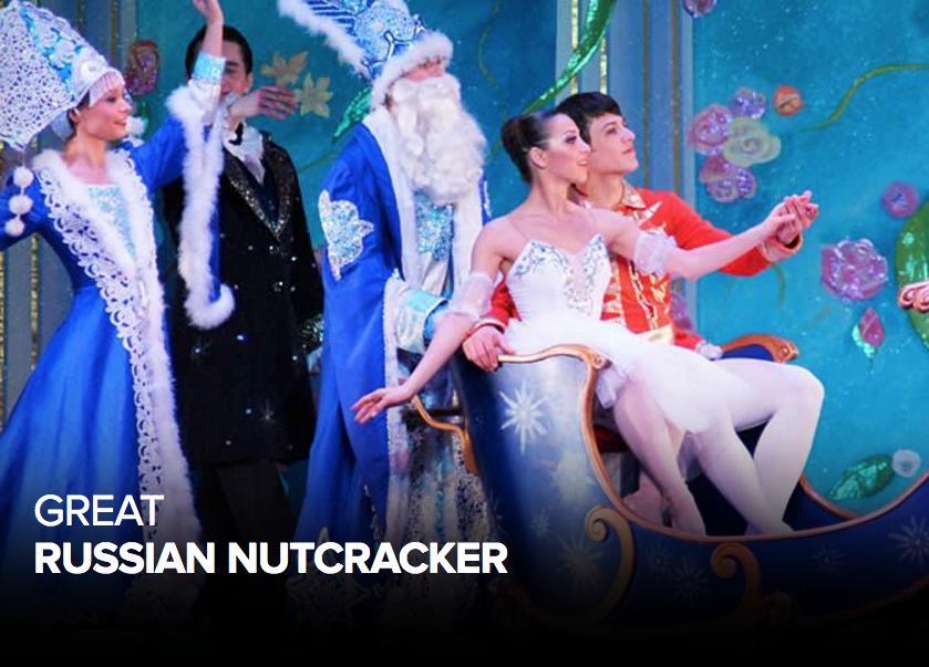 Nutcracker by Moscow Ballet