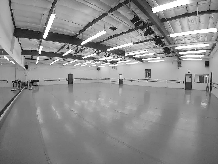 Studio A 4000 sq. ft.