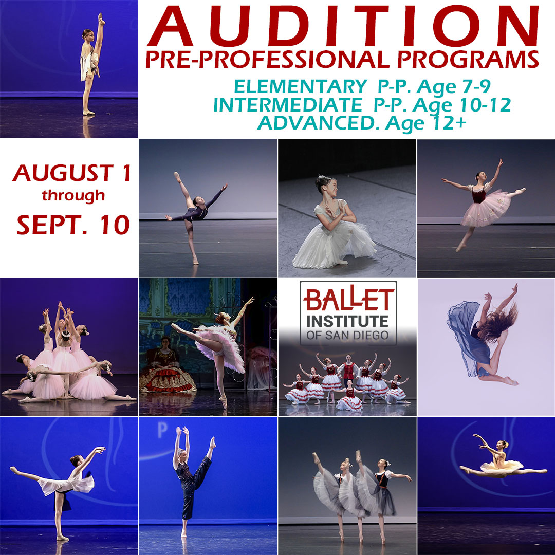 Ongoing Auditions