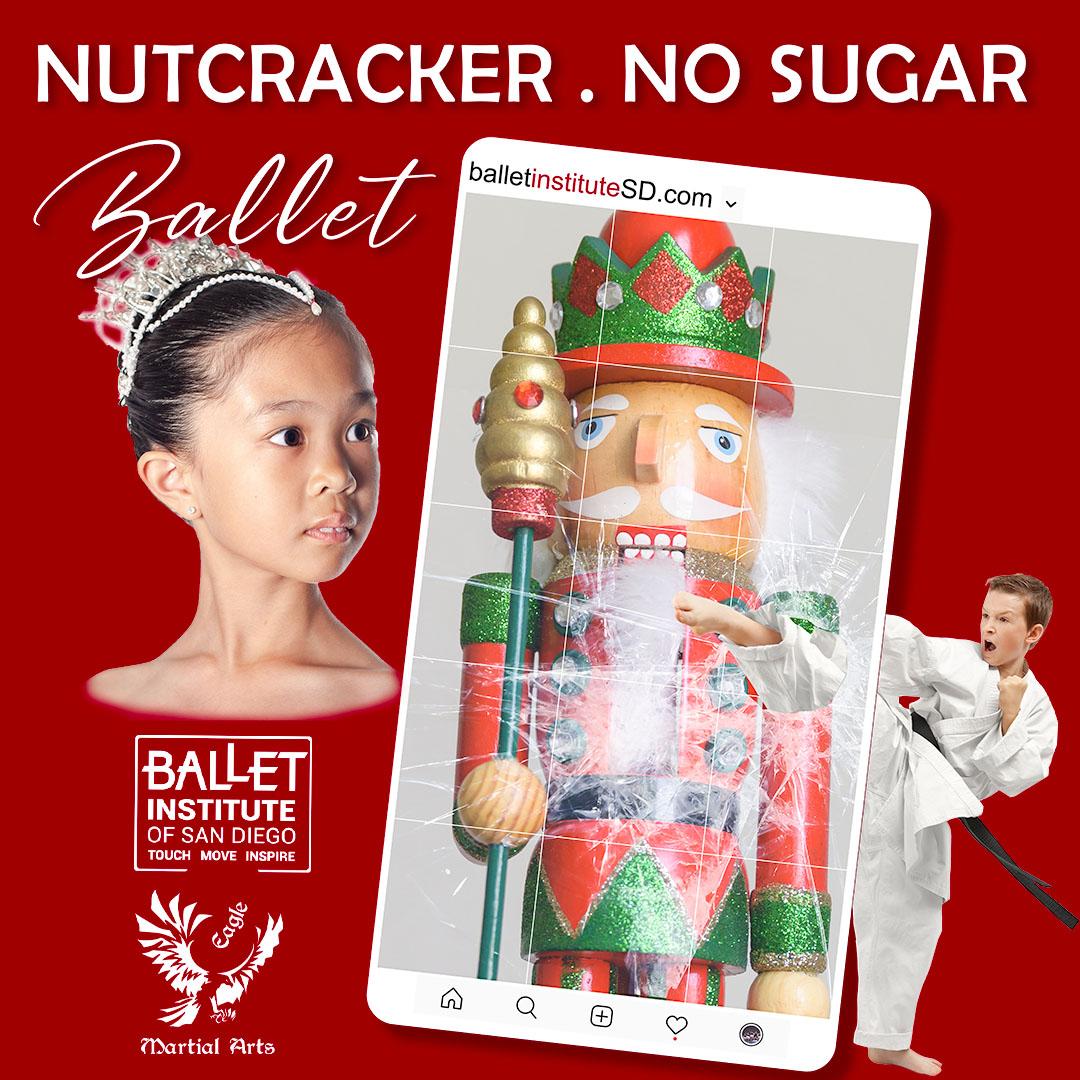 Nutcracker No Sugar Ballet Institute Of San Diego