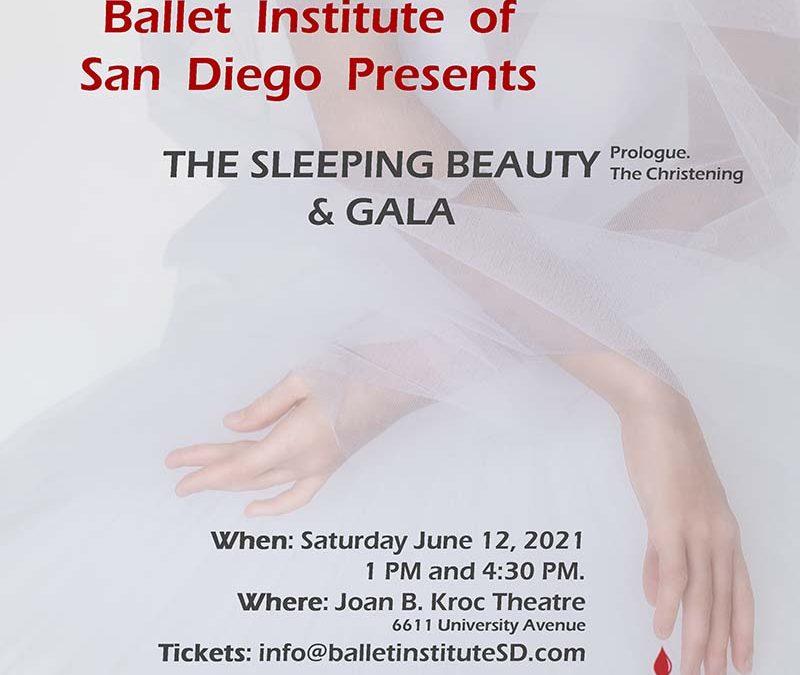 Sleeping Beauty at the J. Kroc theatre